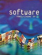Familia de software / Home Xp (15 títulos que van desde GCSE en inglés para niños Español
