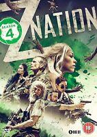 Z Nation Temporada 4 DVD Nuevo DVD (DAZD0371)
