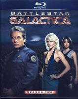 Battlestar Galactica - Season Two (Blu-ray) (B New Blu