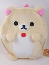 San-X Rilakkuma Backpack Korilakkuma Brand New from Japan