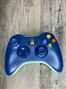 Special Edition Call of Duty Arctic Blue Teal Xbox 360 Controller COD OEM