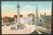 Mount Vernon Place Baltimore Md. 1912 Rinn Publ Co 54