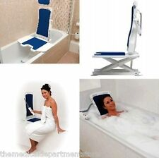 Bellavita Automatic Bath Tub Lift Folding Back Drive Medical 477200252 New