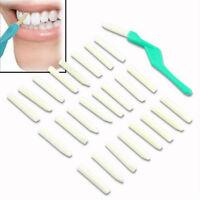 Unqiue Teeth Whitening Clean Tooth Bleach Dental Peeling Stick Erase.QA