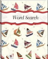 Flexibound Word Search 1, Sailboats by Hinkler Books (Paperback, 2016)