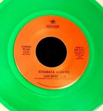 GREEN VINYL Stigmata A Go Go Pow Wow 478-7 Like Bone and Satan Comes To Dinner