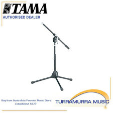 TAMA MS205STBK Short Boom Microphone Stand - Black Mic Stand