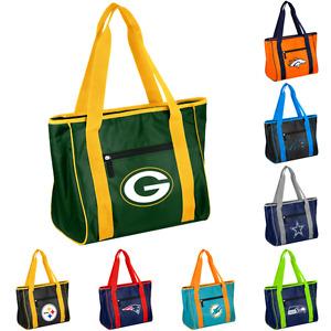 NFL Football Team Logo Cooler Tote Bag - Pick Team
