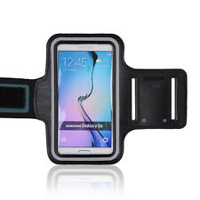 For Samsung Galaxy Note 8/5/4 S7/S6/Edge Sports Armband Running Jogging Gym Case