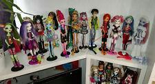Monster High Dolls Basics Cleo Lagoona Ghoulia Yelps Clawdeen Jackson Clawdeen