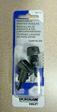 New Dorman 58115 Windshield Washer Nozzle Left,Right w/ Free Shipping