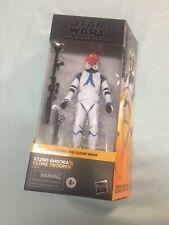star wars black series 6? 332nd Ahsoka Clone Trooper Nice Sealed box ?
