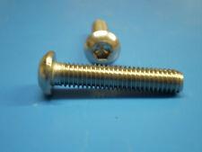 240 pezzi acciaio inox bullone Kit con dadi a Cappello V2A ISO 7380 M5/M6