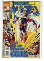 Uncanny X-men #307 John Romita Jr Scarlet Witch Jean Grey 9.2