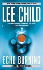 Echo Burning-Lee Child-Jack Reacher Novel #5-Combined shipping