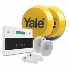 Yale Easy Fit Telecommunicating Intruder Alarm Kit Wire- 868mhz