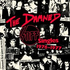 "The Damned - Stiff Singles 1976 - 1977 [New 7"" Vinyl]"