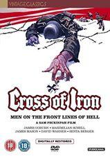 Cross Of Iron (Digitally Restored) [DVD] [1977][Region 2]