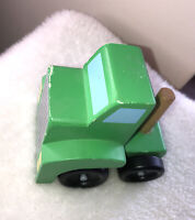 Melissa and Doug Wooden Car Transporter  FRONT ONLY. F