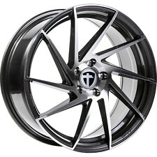 Tomason TN17 Left 8,5x19 LK 5x112 Titanium diamond polished VW,Audi,Mercedes