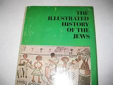 The Illustrated History of the Jews by Benjamin Mazar   LARGE
