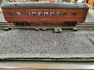 Lionel 16000 Pennsylvania Passenger Dome Car In Very Good Condition Vintage