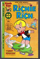 RICHIE RICH 1978 February 163 Vintage Harvey Comic