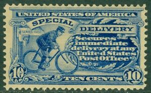 EDW1949SELL : USA 1902 Sc #E6 Choice MNH stamp w/ good color PSAG Cert Cat