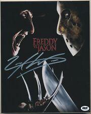 Zack Ward/Bobby Bam Box Horror Signed 8x10 photo Auto Coa Freddy vs Jason