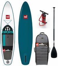 Red Paddle Set 11' Sport Surfer RedAir SUP Board
