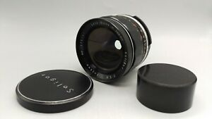 Soligor Japan Vintage Wide Angle 1:2.8 f=28mm Lens M42 Mount with Caps! Working