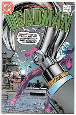 Deadman #3 (1985; vf+ 8.5) 40 page heavy stock Neal Adams reprints