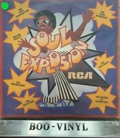 LP Vinyl 12 inch Record Album Soul Explosion 1974 Ex Con