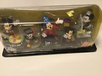 Disney Mickey Mouse Memories Collectible Figure Set 90 YEARS of MAGIC