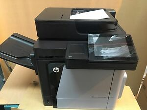 HP Laserjet Enterprise M680DN M680 MFP A4 Colour Network Multifunction Printer