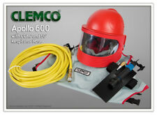Clemco 25208 Apollo 600 Air Respirator w/ Clem-Cool Air Conditioner + 50' Hose