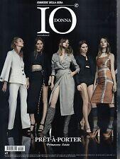 Io.Pret-a-Porter,Jasmine Trinca & Riccardo Scamarcio,Amelie Nothomb,Tzipi Livni
