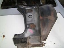 1970 1981 CAMARO FIREBIRD TRANS AM PASS/RIGHT RH DOOR HINGE REPAIR PANEL SECTION