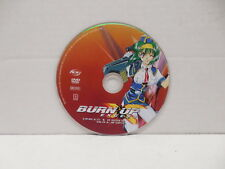 Burn Up Excess Vol. 2 Crimes And Missed Demeanors DVD Anime Cartoon NO CASE