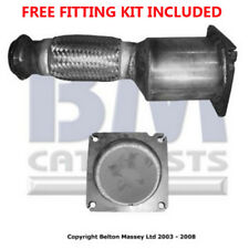 Fit with PEUGEOT 307 Catalytic Converter Exhaust 80268H 2.0 (Fitting Kit Include