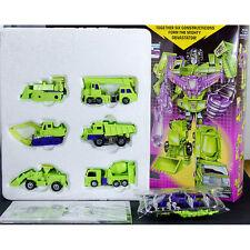 CONSTRUCTION WARRIR DEVASTATOR Transformers