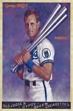GEORGE BRETT GYPSY QUEEN ACEO ART CARD ## BUY 5 GET 1 FREE # & COMBINED SHIPPIN