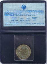 5000-Dinara-1989-Uncirculated-Coin-Set-ALIGNED-SUMMIT-Yugoslavia-Belgrade  5000