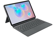 Official Samsung Galaxy Tab S6 Qwertz Keyboard Cover Case - EF-DT860UJEGWW