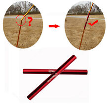 Camping Outdoor 7.9~8.5mm Tent Pole Repair Tube Split Sleeve Pipe Spare EDC ss