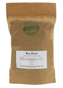 Rue Herb - Ruta Graveolens L # Herba Organica # herb-of-grace, common rue