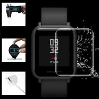 57EB 85AC 2pcs Clear Screen Protector For Xiaomi Amazfit Youth Edition Smartband