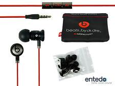 Monster iBeats & urBeats by Dr.Dre In-Ear Headset Kopfhörer 3,5mm mit Mikrofon