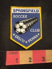 Delco Pennsylvania SPRINGFIELD SOCCER CLUB Patch 87NM