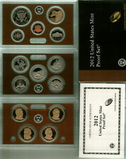 2012 UNITED STATES PROOF SET IN ORIGINAL PACKAGING